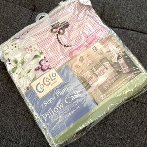 Cot Pillow Cover